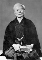 Gichin Funakoshi (1868–1957)