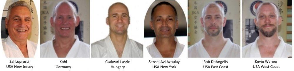 AJKA-I Top Instructors