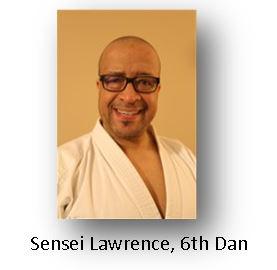 Sensei Lawrence, 6th Dan